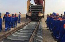 خط آهن 226x145 - بهره برداری از راه لاجورد با حضور روسای جمهور افغانستان و ترکمنستان