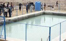 ذخیره گاه آب 226x140 - افتتاح کاراعمار 94 باب ذخیره گاه های آب در ولایات شمال شرق