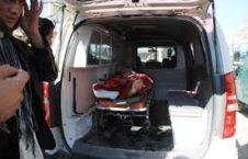 زخمی 226x145 - وقوع یک رویداد ترافیکی در ولسوالی میوند کندهار