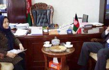 سلامت عظیمی 226x145 - دیدار سلامت عظیمی با سفیر جرمنی در افغانستان