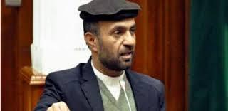عبدالظاهر قدیر - پیام آشتی معاون اول ولسی جرگه برای حکومت
