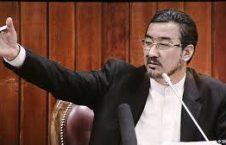 ابراهیمی 226x145 - مخالفت رییس ولسی جرگه با بررسی اتهام فساد