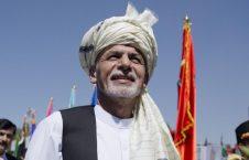 رئیس جمهور اشرف غنی از سفر هند به کابل بازگشت