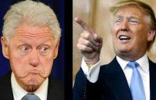 ترمپ و کلینتون