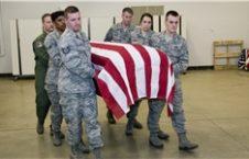 سرباز 226x145 - کشته شدن سومین عسکر امریکایی زخمی شده در حمله طالبان به پایگاه نظامی بگرام