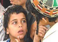 طفل یهودی