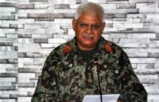 حبیبی؛ جنرالی بی کفایت در صدر وزارت دفاع