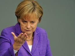 مرکل - پیروزی حزب انگیلا میرکل در انتخابات پارلمانی جرمنی