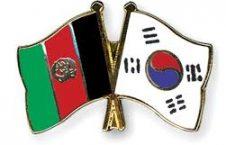 عالمی بلخی از سفیر کوریای جنوبی درخواست کمک کرد