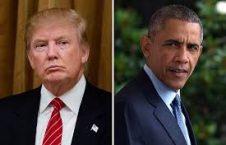 ترمپ و اوباما