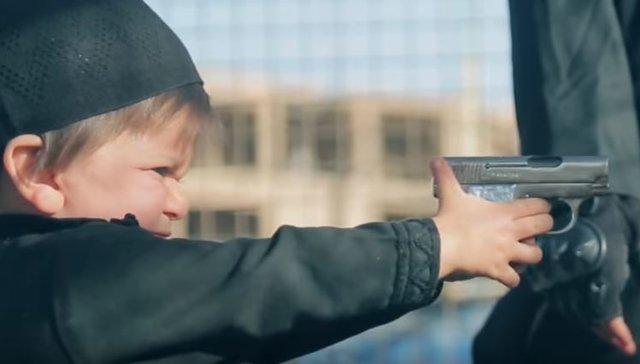 طفل داعشی1