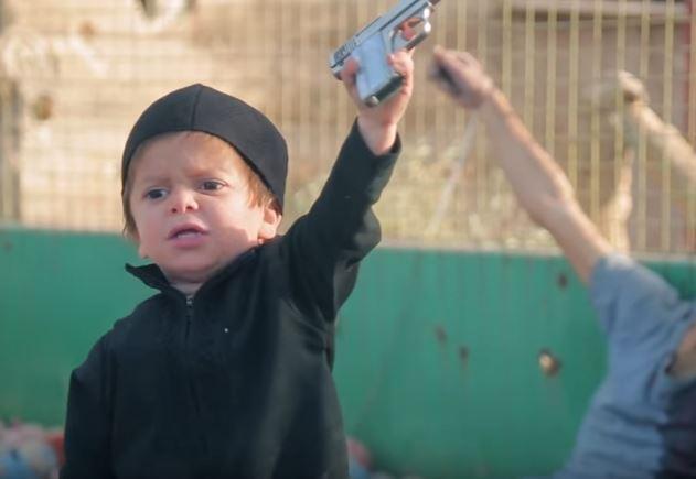 طفل داعشی4