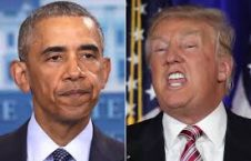 ترمب اوباما