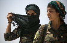 زنان کرد سوریه
