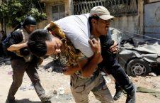 محاصره داعش  در موصل عراق(16)