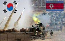 کوریای شمالی و جاپان