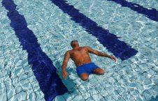 شناگران معلول افغانستان در آرزوی المپیک