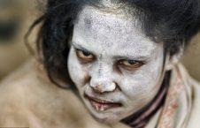 قبیله آدم خواران واقعی در هند