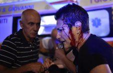 زخمی شدن 1400 هوادار یونتوس در تورین رم