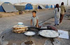 رمضان در مناطق جنگی سوریه