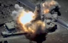 russia bombing isis