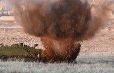 russia mine remover syria