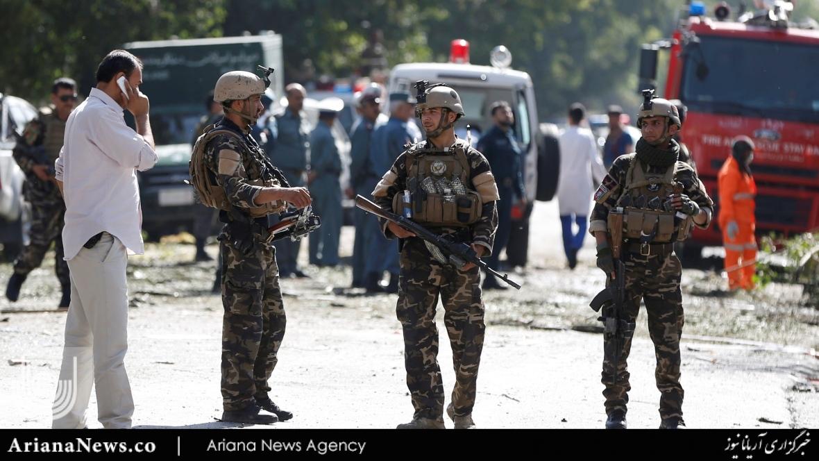 تصاویر انفجار امروز کابل (7)