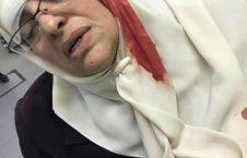تظاهرات جمعه خشم مسجدالاقصی(13)