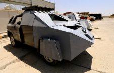 نمایشگاه موترهای جنگی داعش(4)