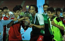 Afghanistan Win CAFA Championship(13)