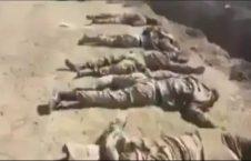 many isis killing Syrian Desert