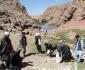 آغاز به کار ساخت ۱۳ شبکهی آبرسانی در ولایت غور