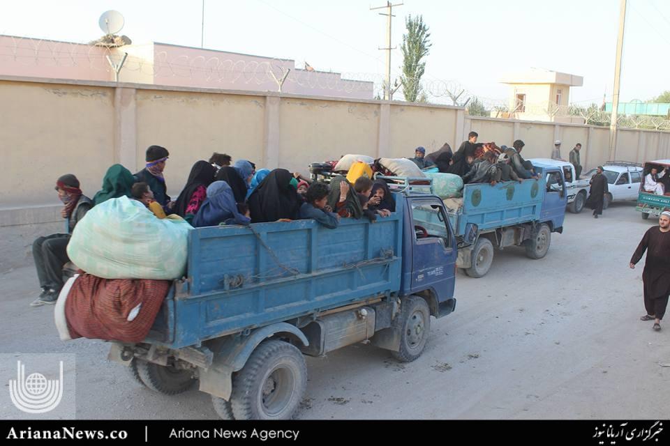 آزادی اسیر طالبان میرزاولنگ (4)