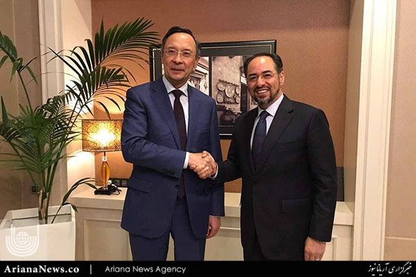 افغانستان و قزاقستان