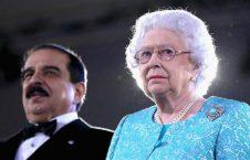 بحرین و انگیس