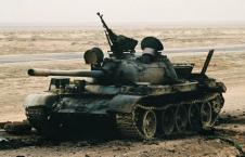 تانک عراقی
