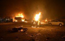 حمله انتحاری کویته پاکستان