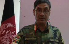 محترم بهرامی از قوماندان نیروهای ترکیه تقدیر کرد