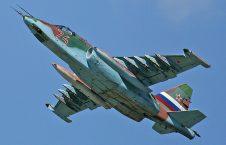 طیاره جنگی روسیه SUKHOI Su 25