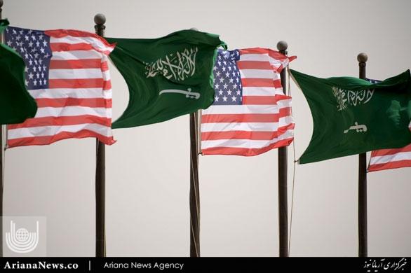 عربستان و امریکا