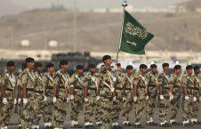 فرار عساکر سعودی از ترس نظامیان یمنی
