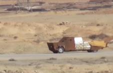 موتر انتحاری داعش