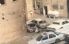 جنایت سعودی ها در منطقه العوامیه عربستان