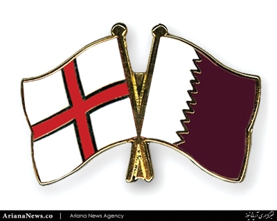 انگلیس و قطر