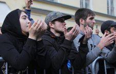 تظاهرات روسیه