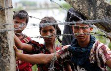 فرار مسلمانان روهینگیا از خشونت میانمار (33)