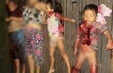 کشتار مسلمانان میانمار (3)
