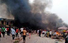 انتحاری نیجریا