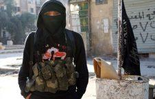 زنان داعشی1