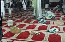 شهادت نمازگزاران مسجد امام زمان کابل   (6)